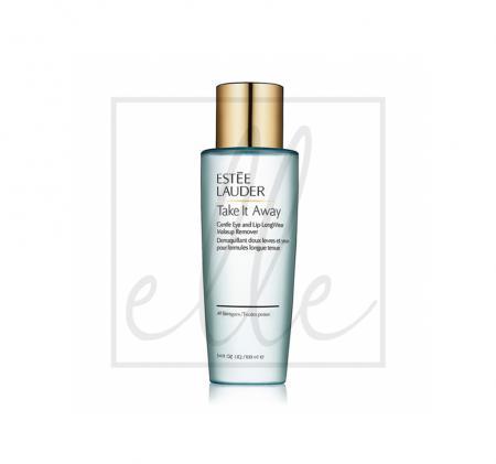 Take it away gentle eye & lip makeup remover - 100ml