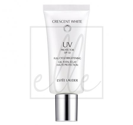 Crescent white full cycle brightening uv protector spf50 - 30ml