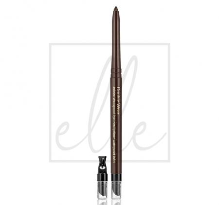 Double wear infinite waterproof eyeliner - 02 espresso 99999