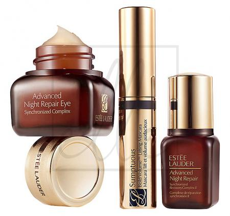 Beautiful eyes advanced night repair set