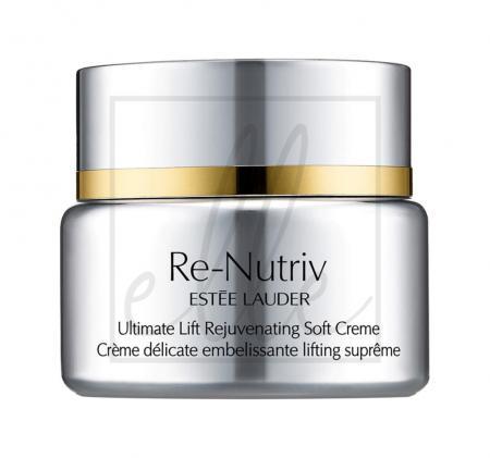 Re-nutriv ultimate lift rejuvenating soft creme - 50ml
