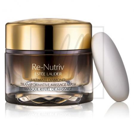 Re-nutriv ultimate diamond transformative thermal ritual massage mask - 50ml