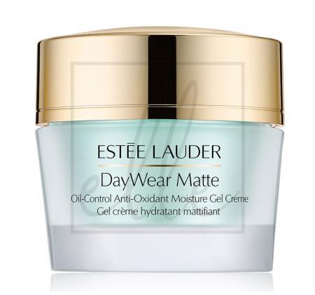 Daywear matte oil control anti oxidant moisture gel creme