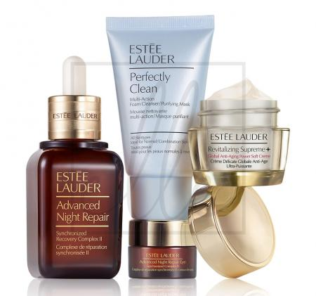 Global anti aging set