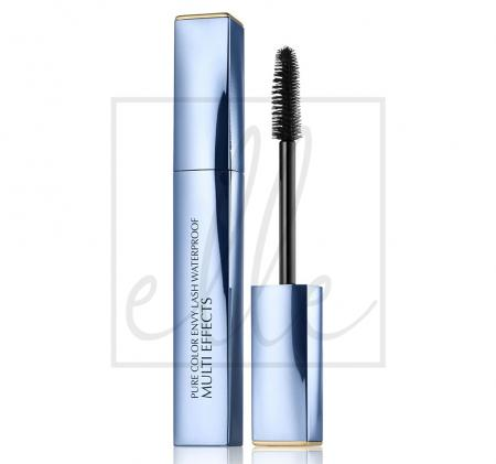 Pure color envy lash waterproof multi effects mascara - 01 black (6ml)