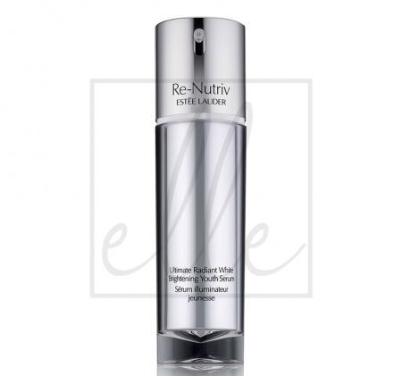 Re-nutriv ultimate radiant white brightening youth face serum - 30ml