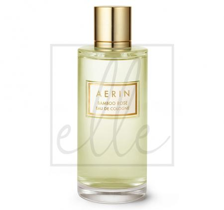 Aerin beauty bamboo rose eau de cologne - 200ml