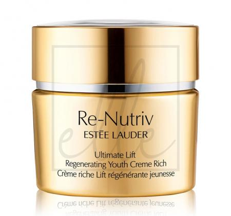 Re-nutriv ultimate lift regenerating youth creme rich - 50ml