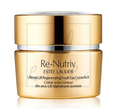Re-nutriv ultimate lift regenerating youth eye creme rich - 15ml