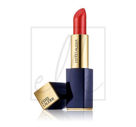 Pure color envy metallic matte sculpting lipstick - 330 sizzling metal 99999
