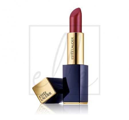 Pure color envy metallic matte sculpting lipstick - 430 passion patina 99999