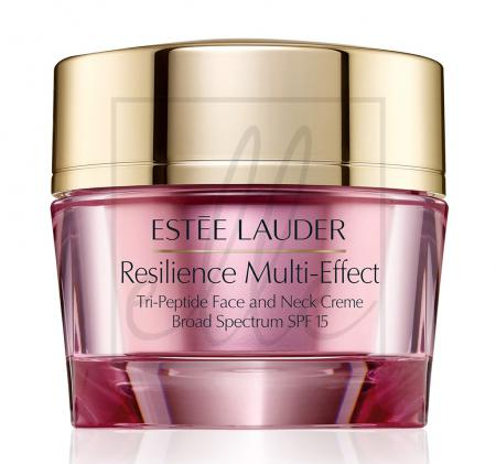Resilience multi-effect tri-peptide face & neck creme spf 15 51