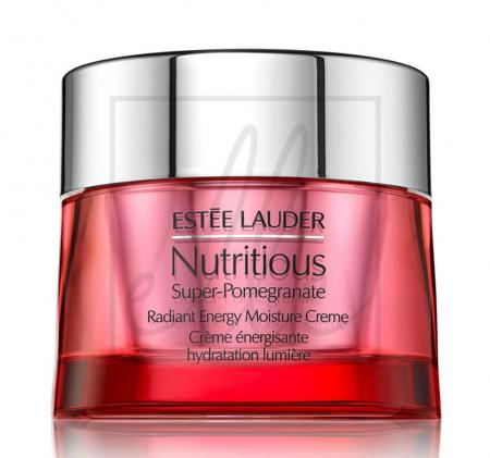 Nutritious super-pomegranate radiant energy moisture creme - 50ml 9