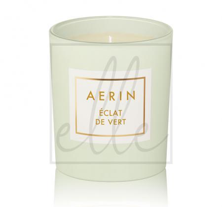 Aerin beauty eclat de vert candle