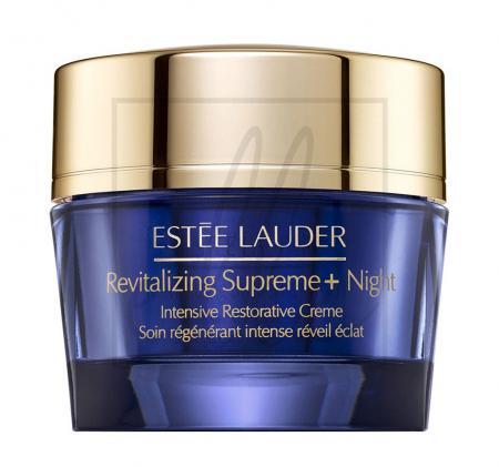 Estee lauder revitalizing supreme+ night intensive restorative creme - 50ml