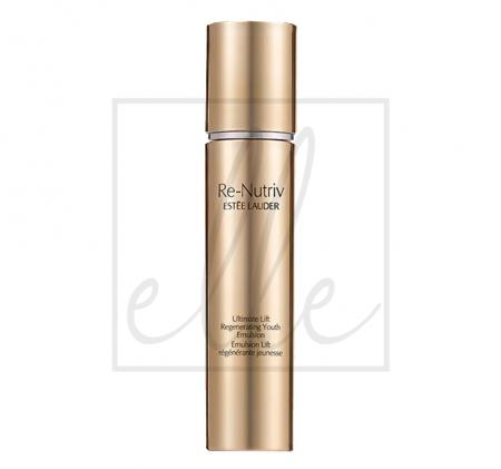 Estee lauder re-nutriv ultimate lift regenerating youth milky lotion - 75ml
