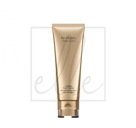 Estee lauder re-nutriv hydrating foam cleanser - 125ml 99999