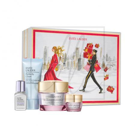Estee lauder lift glow skincare collection kit 78