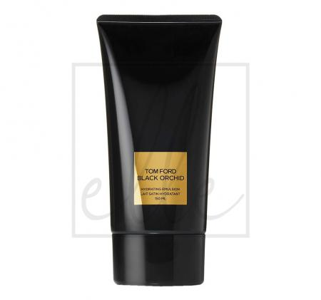 Black orchid hydrating emulsion - 150ml
