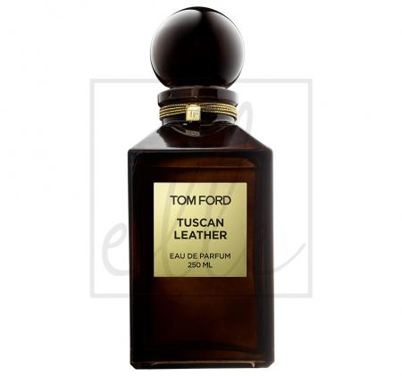 Tuscan leather eau de parfum - 250ml