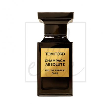 Champaca absolute eau de parfum - 50ml