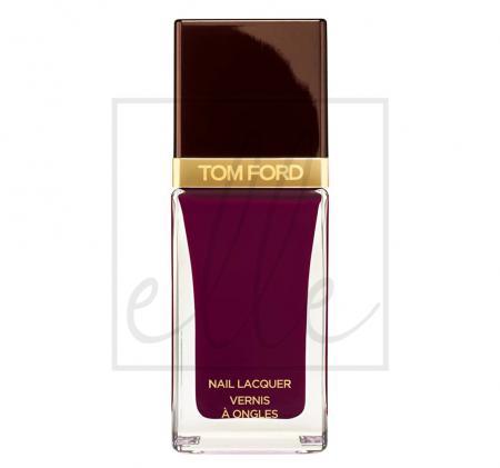 Tom ford nail lacquer - plum noir