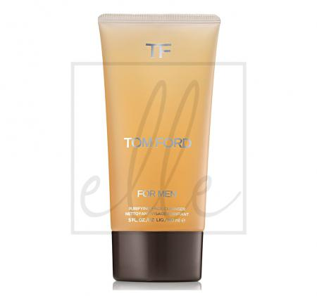 Tom ford for men purifying face cleanser - 150ml