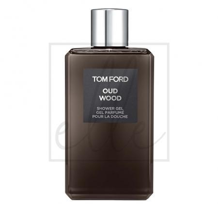 Oud wood bath gel bagnodoccia - 250ml