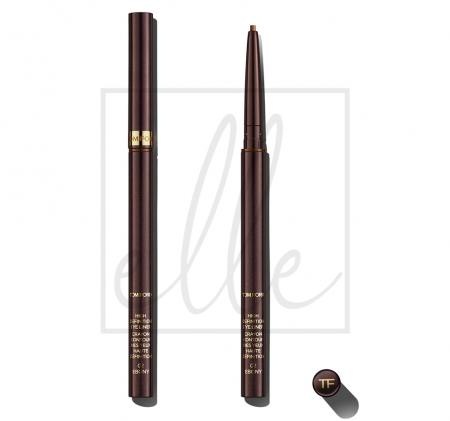 High definition eye liner - 02 ebony