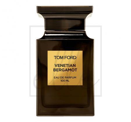 Venetian bergamot eau de parfum - 100ml