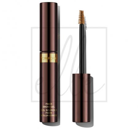 Fiber brow gel - 03 chestnut