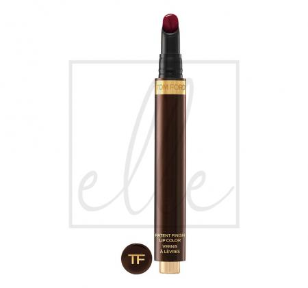 Tom ford patent finish lip color - exposed