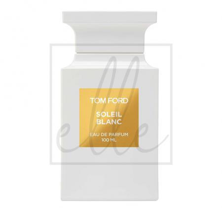 Soleil blanc eau de parfum