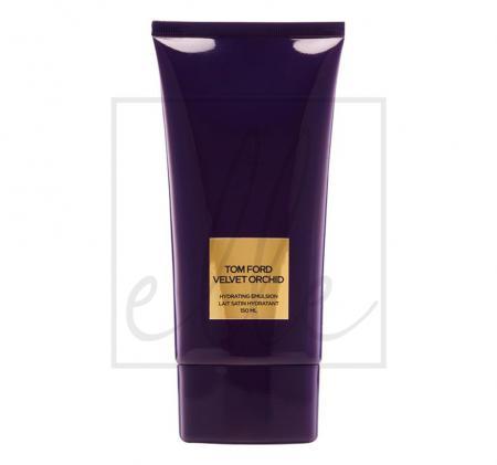Velvet orchid hydrating emulsion - 150ml