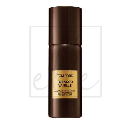 Tobacco vanille all over body spray - 150ml