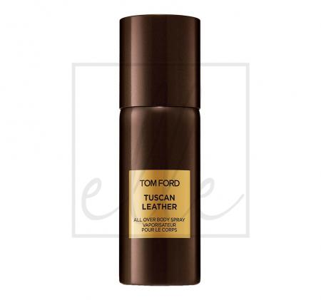 Tuscan leather all over body spray - 150ml