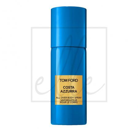Costa azzurra all over body spray - 150ml