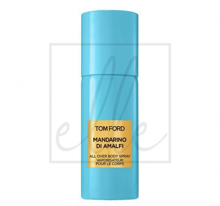 Mandarino di amalfi all over body spray - 150ml