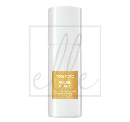 Soleil blanc all over body spray - 150ml