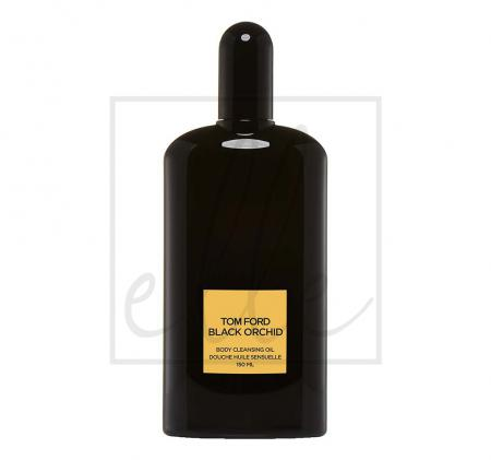 Black orchid cleansing oil - 150ml