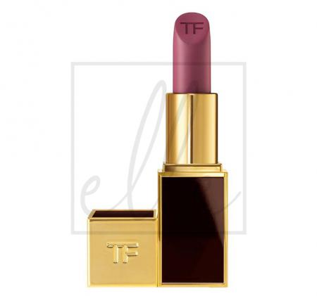Lip color - discretion