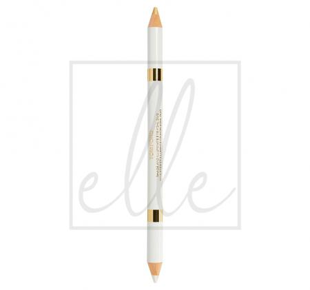 Shade & illuminate eye kohl duo - 01 soleil blanc