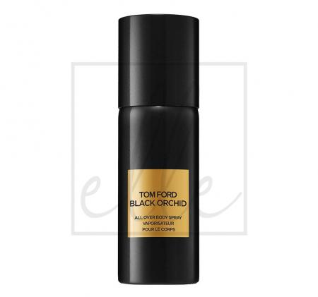 Black orchid all over body spray - 150ml