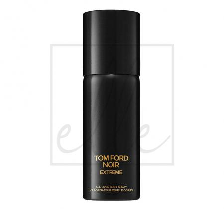 Tom ford noir extreme all over body spray - 150ml