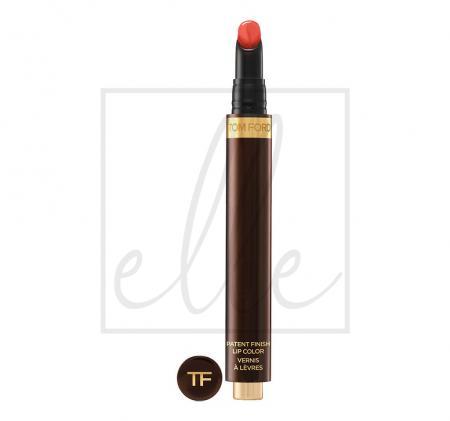 Tom ford patent finish lip color - true coral