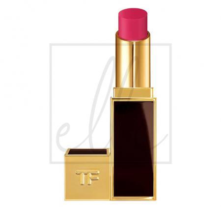 Satin matte lip color lenfer