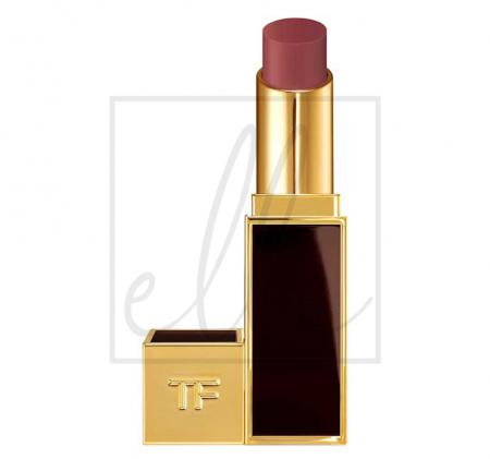 Satin matte lip color sliver