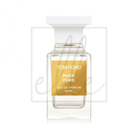 Musk pure eau de parfum - 50ml (white musk collection)