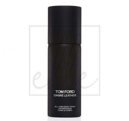 Tom ford ombre leather all over body spray - 150ml