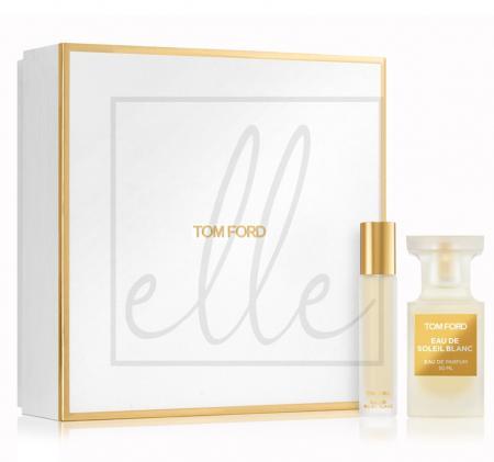 Tom ford eau de soleil blanc eau de parfum gift set